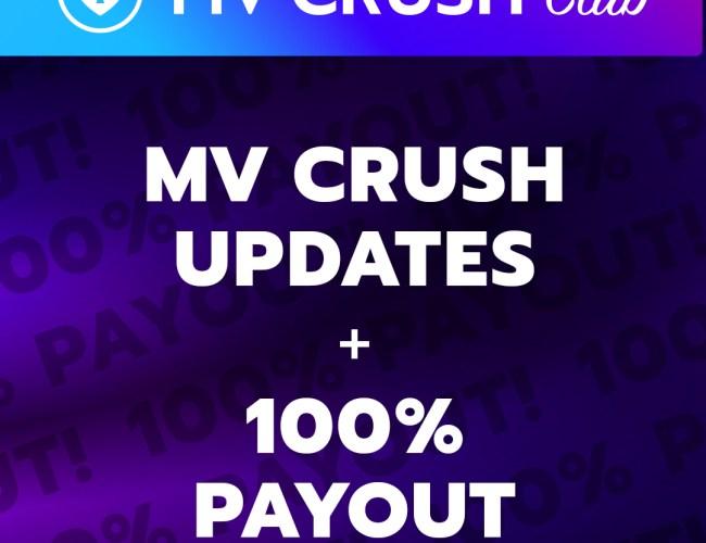 MV Crush Club Updates Include Payout Bonus, New Features