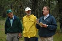 WCT Fox Island Trails walk July 2005 006