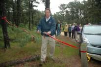 WCT Fox Island Trails walk July 2005 008