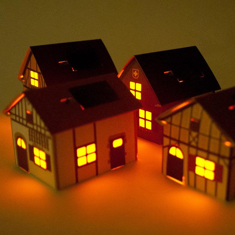 Comment Fabriquer Une Petite Maison En Carton Beautiful