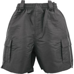 Black United Uniform Bike Patrol Shorts (Black or Navy Blue)