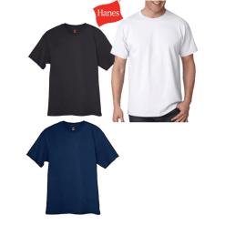Hanes Tagless 5250 100% ComfortSoft Cotton T-Shirt