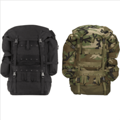 Rothco G.I. Type CFP-90 Combat Pack Woodland Camo or Black