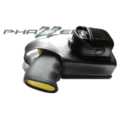 PhaZZer Enforcer Smooth Leather with Cartridge Pouch - Right Hand