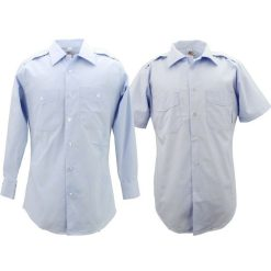 Light blue Polycotton Uniform Shirts