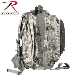 Rothco Move Out Tactical Travel Backpack ACU Digital Camo 2298