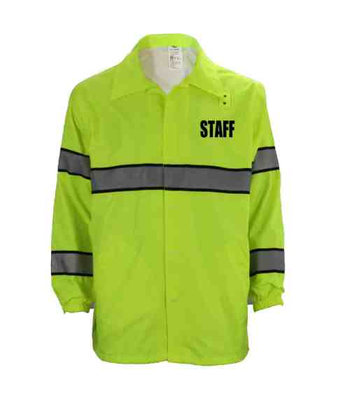 Staff First Class High Visibility Windbreaker