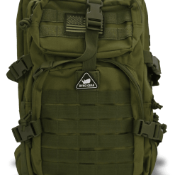"Product Dimensions: 19""x13""x8"" Two Large Pockets Two Small Pockets Zippered compartment for hydration pack with hook and loop opening at top for tube Two adjustable straps on each side to hold additional items Adjustable strap on top for additional item Hook and loop strips for additional patches Two Patches Included: US Flag and Ryno Gear Patch Additional Storage Compartments within main pockets"