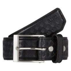 5.11 Basketweave Leather Belt - 1.5  Wide