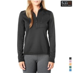 5.11 Women's Glacier Half Zip Shirt 62005