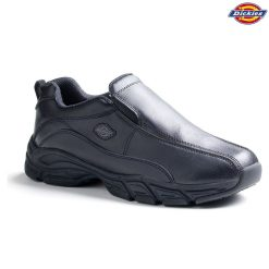 DickiesMen's Slip Resisting Athletic Slip-On Work Shoes SR4015