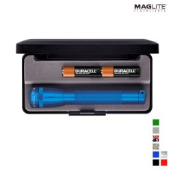 Mini Maglite Flashlight AA in Presentation Box