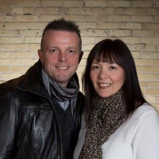 Paul & Sherry Ansloos