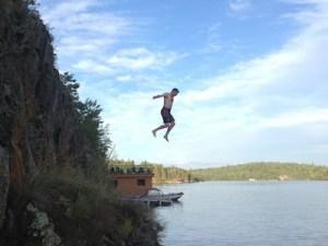 Men's Lake Getaway @ Rademaker Cabins | Woods | Ontario | Canada