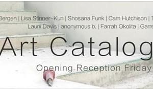 Art Catalogue - Opening Reception @ Flatlanders Studio, 3rd Floor at Winnipeg Centre Vineyard | Winnipeg | Manitoba | Canada