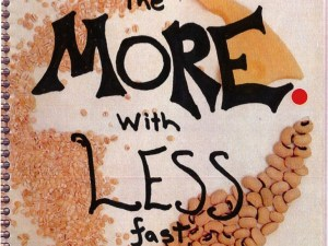 More with Less: Fast @ Winnipeg Centre Vineyard | Winnipeg | Manitoba | Canada