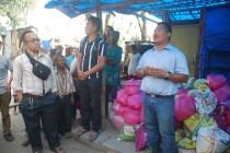Raju sharing