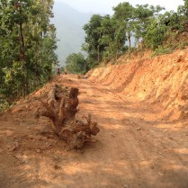 4 km of road will make the village accessible