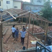 The new Chhampi Vineyard church site