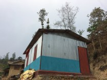 New home in Kotgaon, provided by the Vineyard