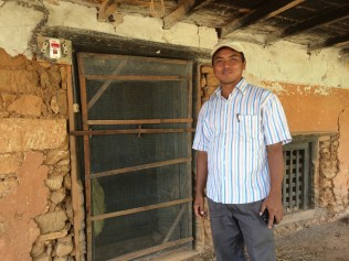 Pastor Paul in Gorkha