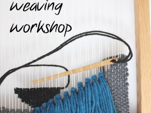 Beginners Weaving Workshop @ Winnipeg Centre Vineyard | Buffalo | New York | United States
