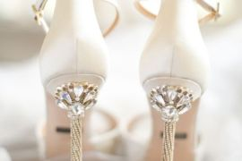 World Class Weddings wedding-shoe-glam The Finishing Touch....Head to Toe