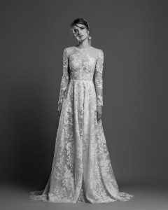 World Class Weddings GEORGES-HOBEIKA-Bridal-SS19-look13-1200x1500-240x300 Designer Gowns Around the Globe