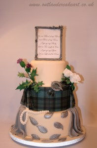World Class Weddings outlander-wedding-cake-197x300 The Art of The Cake