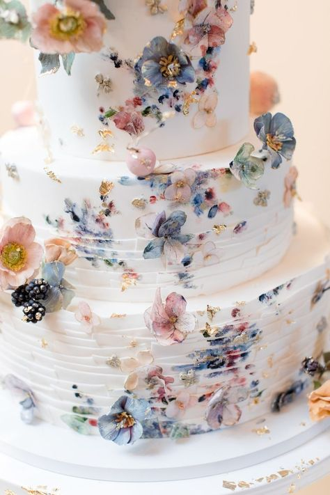 World Class Weddings cake2 Confectionately Yours!