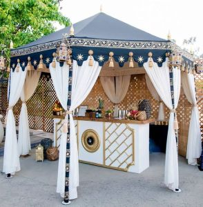 World Class Weddings luxury-tent-1 Fit For A Princess!