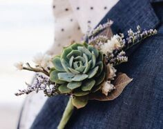 World Class Weddings boutonniere4 Love and Lapels.