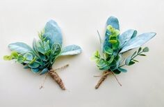 World Class Weddings boutonniere5 Love and Lapels.
