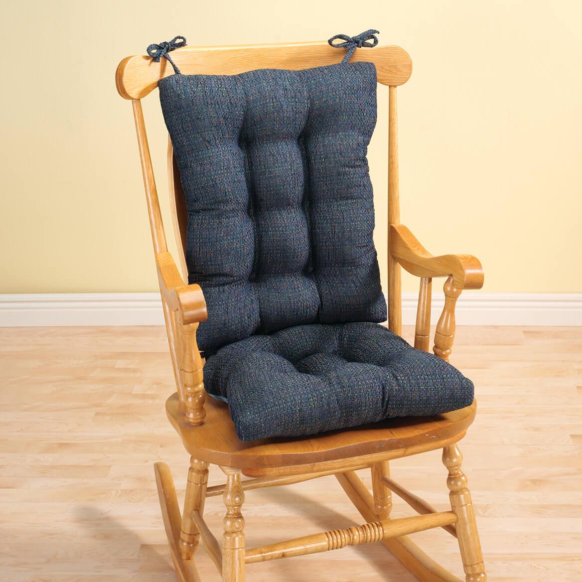 rocking chair pad set golden power lift cushion cushions