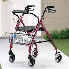 Wheelchair Drake Desk Chair Wheel Replacement Walker Bags Cushions Rollators Walter