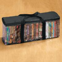 DVD Storage Case - Plastic DVD Storage Solutions - Walter ...