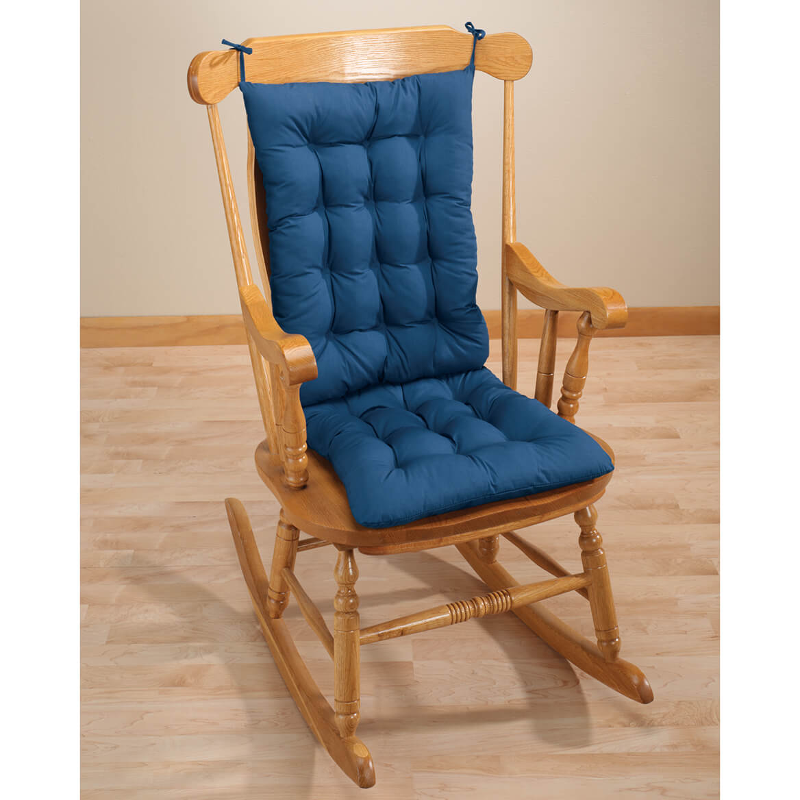 rocking chair christmas covers desk elevation cad block rocker pad set pads walter drake