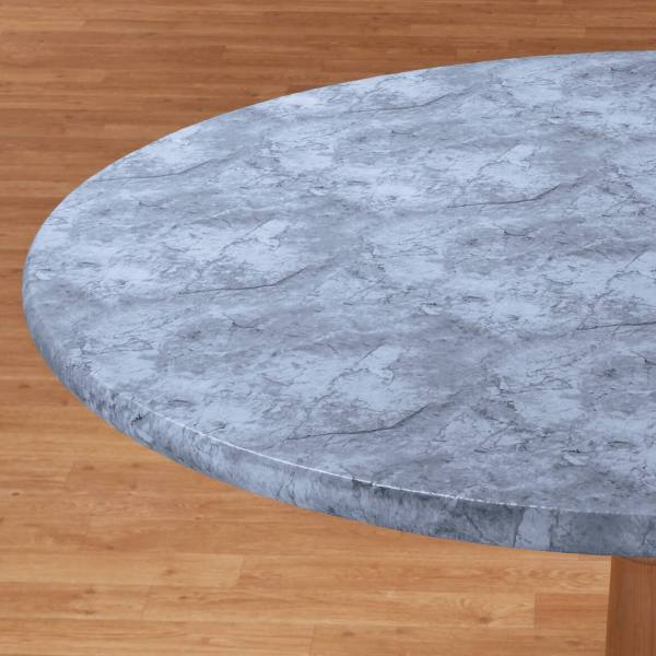 Round Elasticized Table Cover