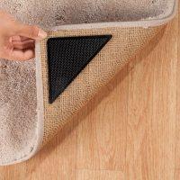 Corner Carpet Grips, Set of 8 - Carpet Grip - Rugs Grip ...