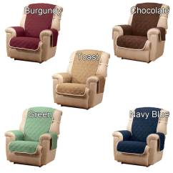 Chair Covers To Buy Stackable Office Chairs With Arms Deluxe Reversible Waterproof Recliner Cover Walter