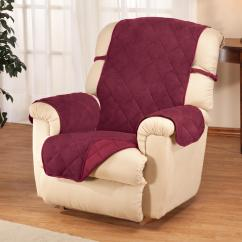 Microfiber Recliner Chair Covers Serta Naomi Suede Cover By Oakridge Walter