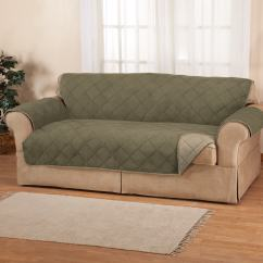 How To Clean Suede Sofa Covers Modern Daybed Sofas Naomi Microfiber Cover By Oakridge Walter Drake
