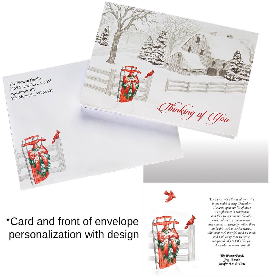 Hands Christmas Card Set Religious Christmas Cards Walter