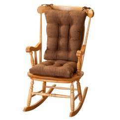 Rocking Chair Christmas Covers Fishing Cuzo Cushion Set Cushions