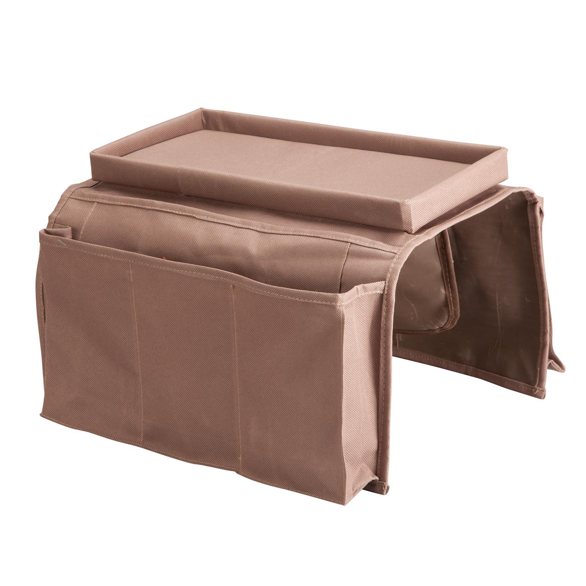 chair arm protectors with pockets floral dining chairs armchair caddy organizer tray home