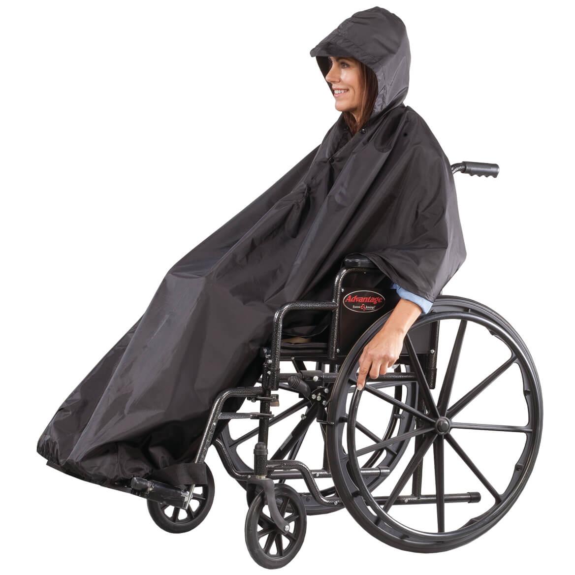 wheelchair drake casters for chairs on carpet rain poncho rainwear