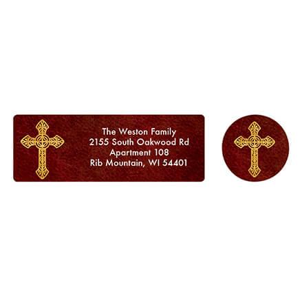 religious address labels address