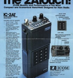 manual icom ic 27a 3 6mb pdf schematic ic 27a e h 475kb pdf advert ic 27 qst apr 89 manual icom ic 2100h  [ 800 x 1045 Pixel ]