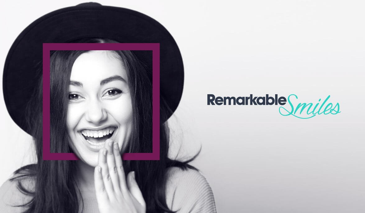 Remarkable Smiles Brand Identity - WDA