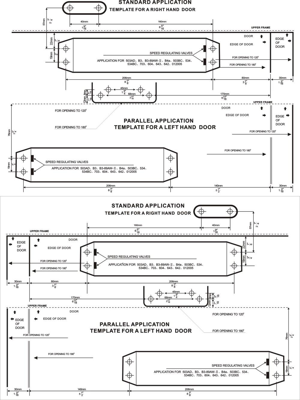 medium resolution of  sentry safety door closer 3603